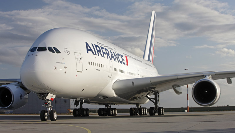 Air France Airbus A380