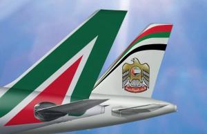 Alitalia and Etihad Airways