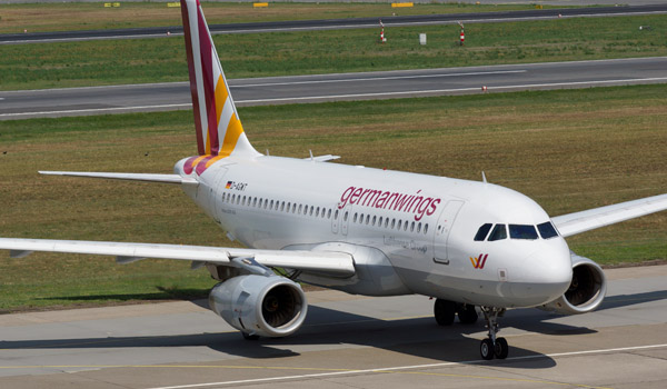 Germanwings Airbus A319