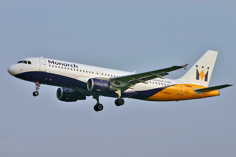 Monarch Airlines Airbus A320-200