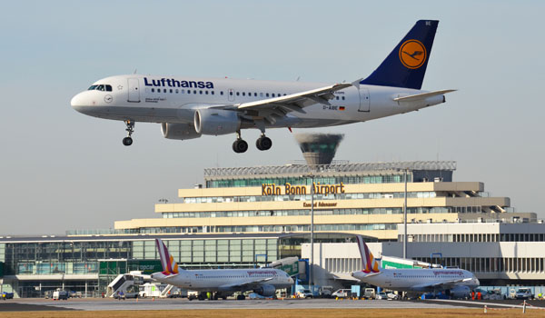 Cologne Bonn Airport (© CGN)