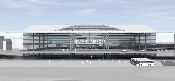 Helsinki 2020 terminal front