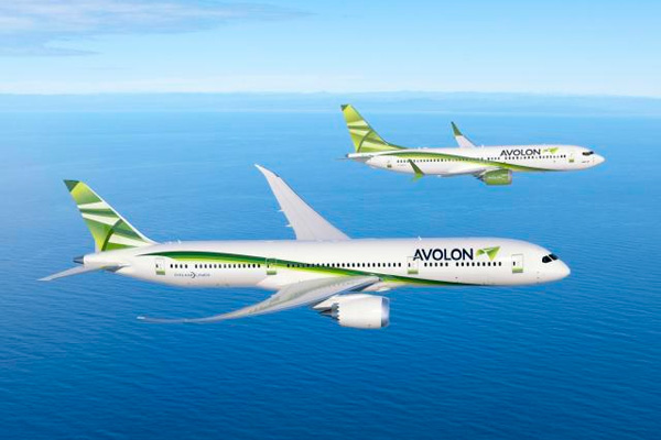 Avolon Boeing 787 and 737 MAX