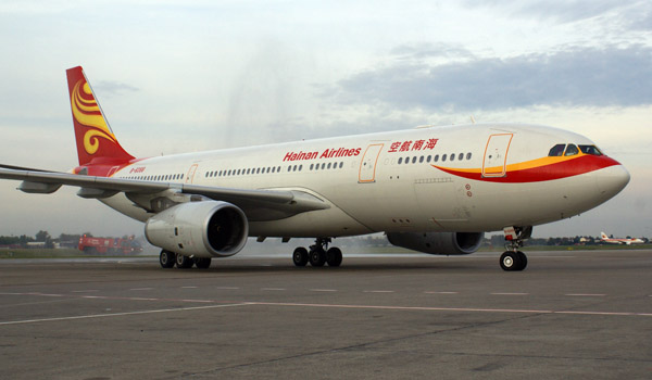 Hainan Airlines Airbus A330-200