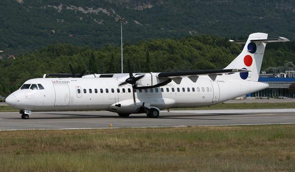 Jat Airways ATR72-200