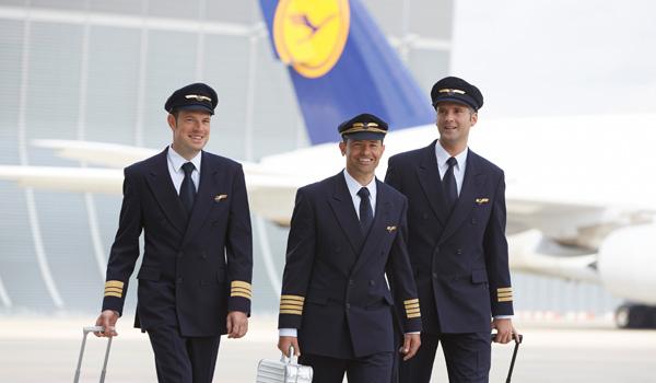 Pilots of Lufthansa