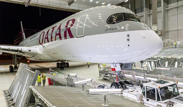 Qatar Airways Airbus A350 XWB