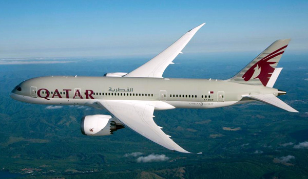 Qatar Airways Boeing 787
