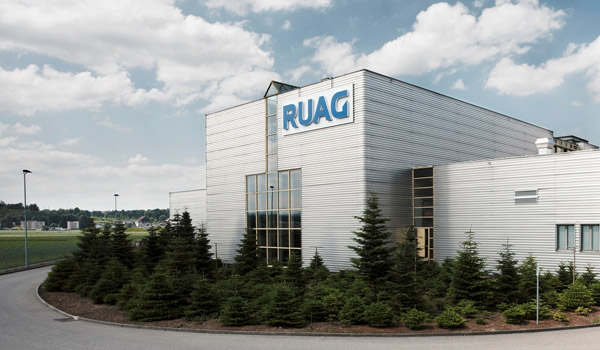 RUAG headquarters in Emmen