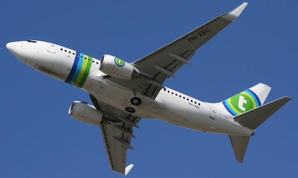 Transavia Boeing 737-700