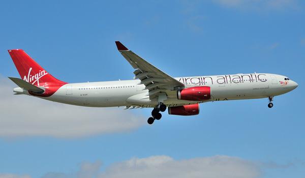 Virgin Atlantic Airbus A330-300
