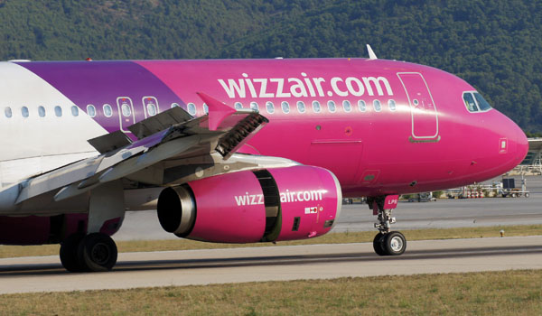 Wizz Air Airbus A320