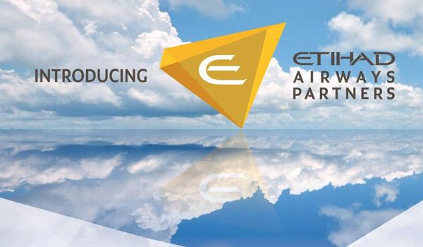 Etihad Airways Partners logo