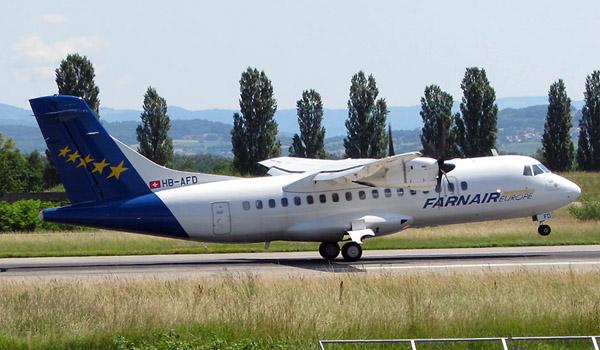 Farnair ATR42