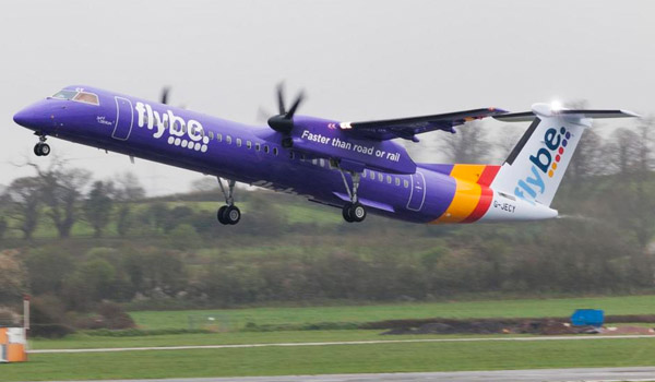Flybe Bombardier Q400