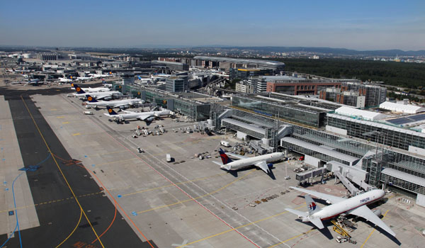 Flughafen Ffm Terminal 2