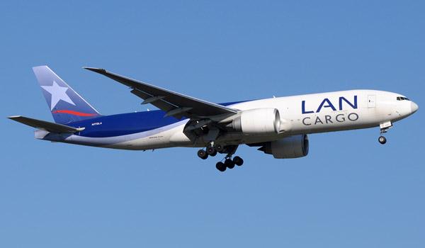 LAN Cargo Boeing 777F
