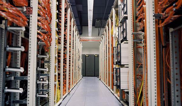 Server at Lufthansa Systems