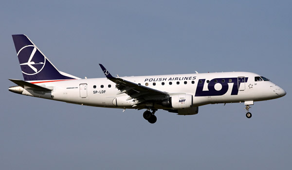 LOT Embraer 170
