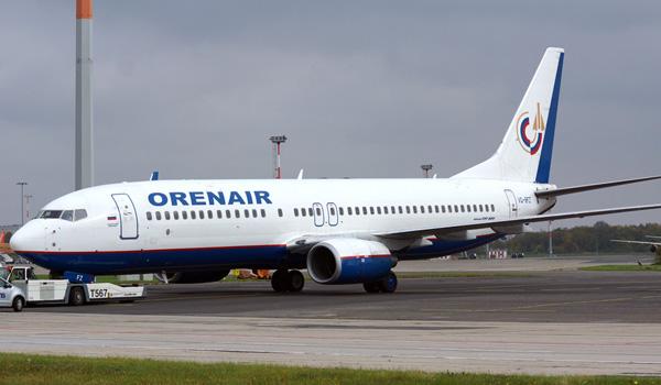 Orenair Boeing 737-800