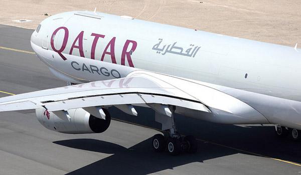Qatar Cargo Airbus A330-200F