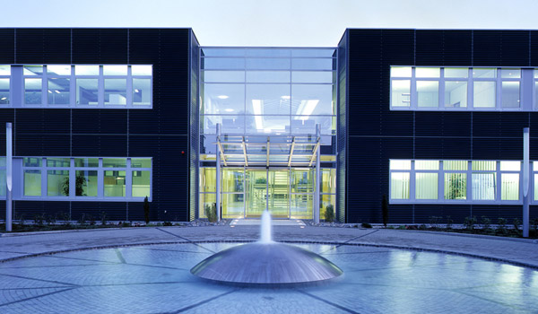 Recaro Aircraft Seating Headquarter at Schwäbisch Hall/Germany