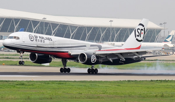 SF Airlines Boeing 757-200SF