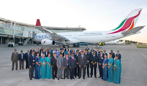 1st A330-300 Delivery ceremony to Srilankan Airlines