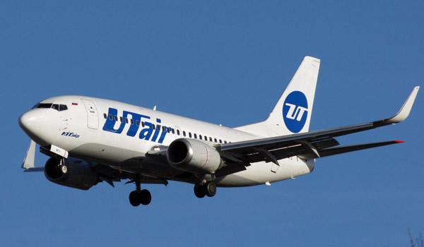 UTair Boeing 737-500