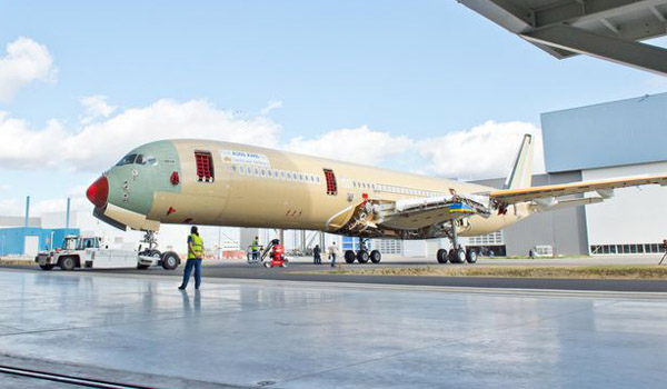First Airbus A350 XWB for Vietnam Airlines