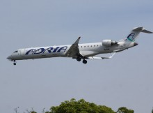 Adria Airways Bombardier CRJ900