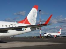 Aircrafts of Air Lituanica