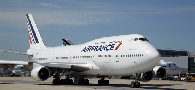 Air france will fly to la romana in dominican republic for Interieur d avion air france