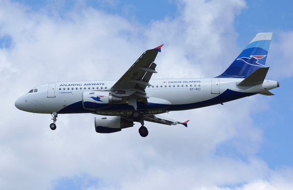 Atlantic Airways Airbus A319-100