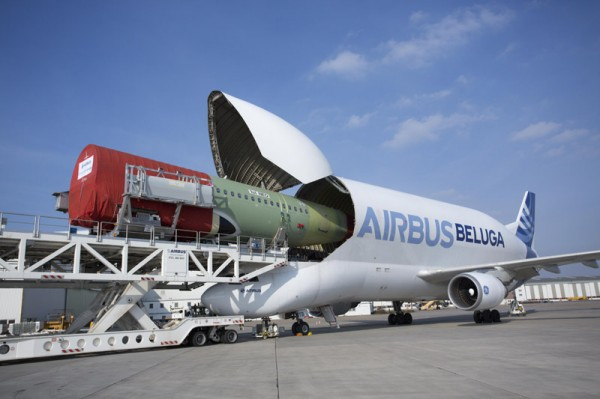 Airbus A300-600 Beluga