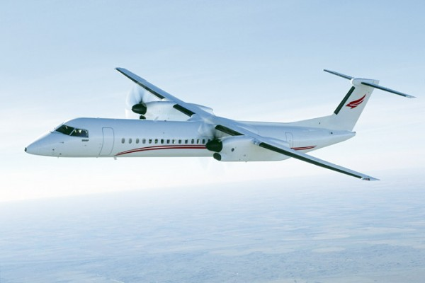 Falcon Aviation Bombardier Dash-8Q-400 NextGen