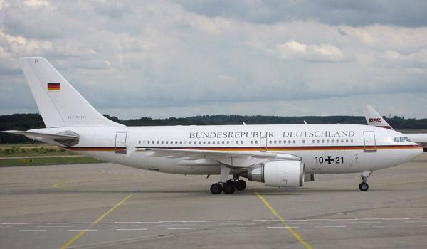 Airbus A310-300 10+21