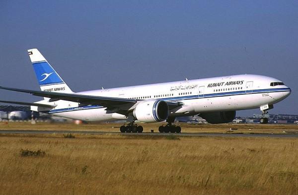 Kuwait Airways Boeing 777-200ER
