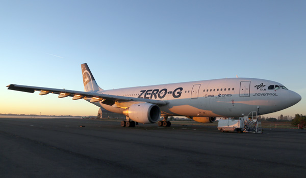 Novespace Airbus A300 ZERO-G
