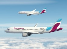 Eurowings A320 and A330
