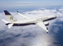 Boeing Business Jet MAX 8