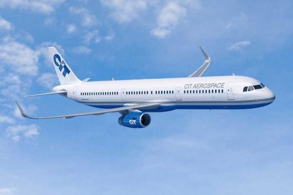 CIT Airbus A321SL (© Airbus)