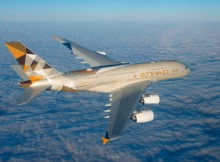 Etihad Airways Airbus A380