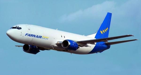 Farnair Boeing 737-400SF