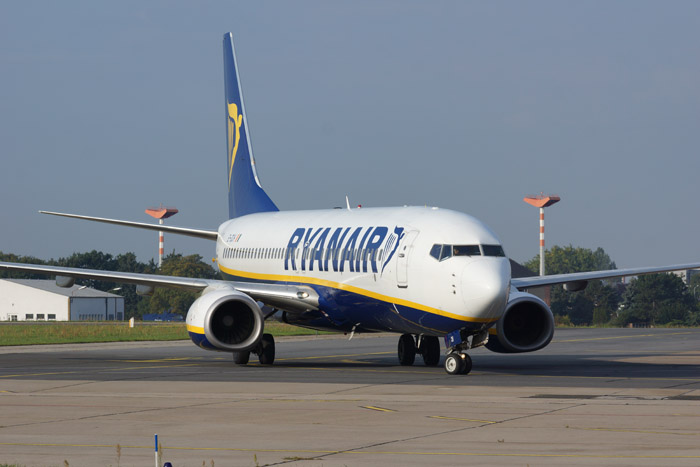 Ryanair Nürnberg