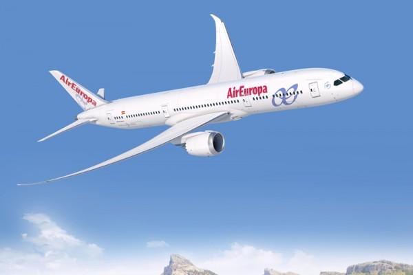 Air Europa Boeing 787-9 Dreamliner