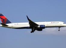 Delta Air Lines Boeing 757-200(WL)