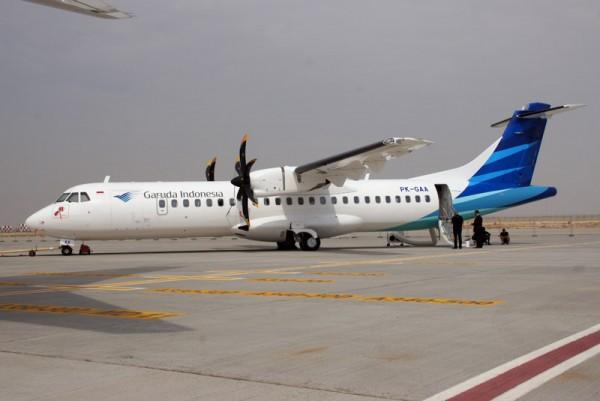 Garuda Indonesia ATR72-600