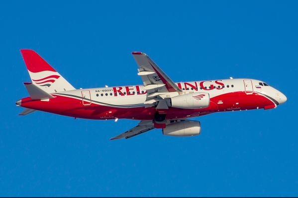 Red Wings Sukhoi SuperJet 100