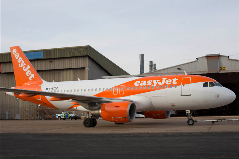This Is The New EasyJet Livery European Aviationnet